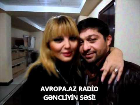 BDU konserti pərdəarxası 26.11.2011 Avropa.az Radio
