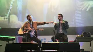 Rhett and Link - Dog Song (Vidcon London 2019)