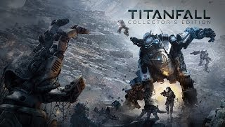 Titanfall: Official Collector's Edition Unboxing