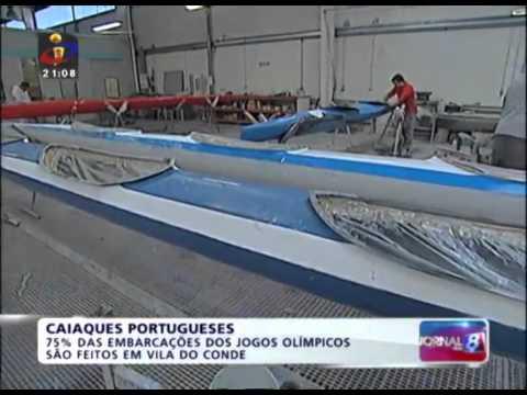 TVI - Reportagem TVI sobre a NELO (Portuguese)