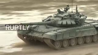 Russia Russia shows off military might at Army2016 expo