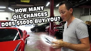I Dig Into The Service History Of My Ferrari 458!