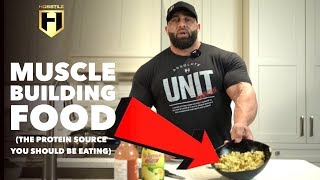 MUSCLE BUILDING MEALS | The Other White Meat! (add this to your meal prep) | Fouad Abiad