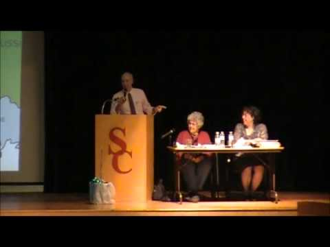 Lore Jacobs Assembly at Southern Cayuga High School (Part 1)