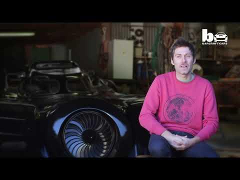 Batman Fan Builds World's Only Street-Legal 1989 Batmobile