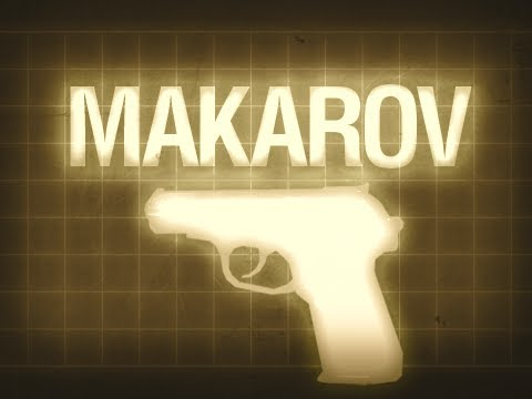 Makarov - Black Ops Multiplayer Weapon Guide