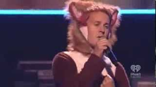 Ylvis Video - Ylvis - The Fox (Live Metal Version)