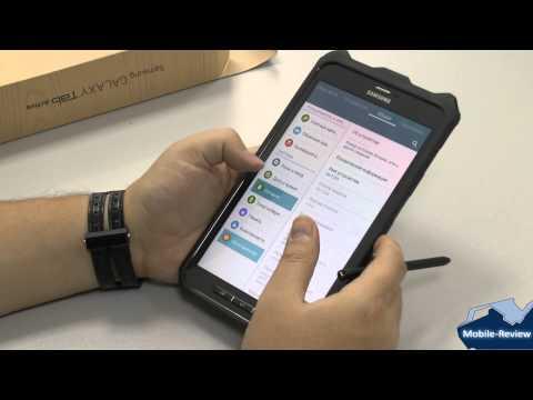 Видеообзор Samsung Galaxy Tab Active