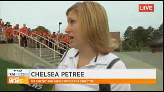RIT on TV: Move-in Day, with Chelsea Petree