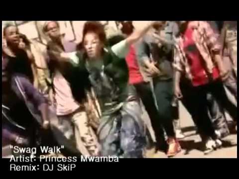 SwaG WalK - Princess Mwamba New Music Video.mp3