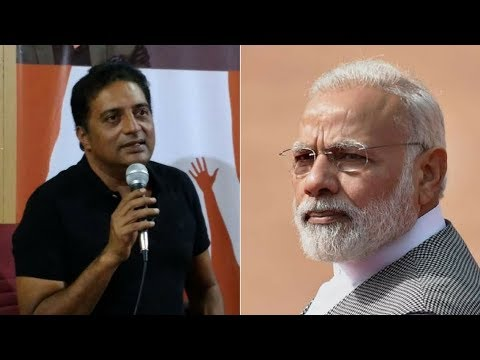 Actor Prakash Raj Prediction On PM Modi | Karnataka Election 2018