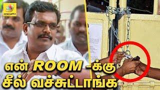 Thanga Tamil Selvan's reply | TTV Dinakaran team | AMMK
