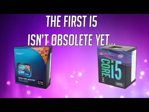 The First Core i5 Vs The Newest Core i5 - Is Intel's First i5 CPU Still Worth Buying?