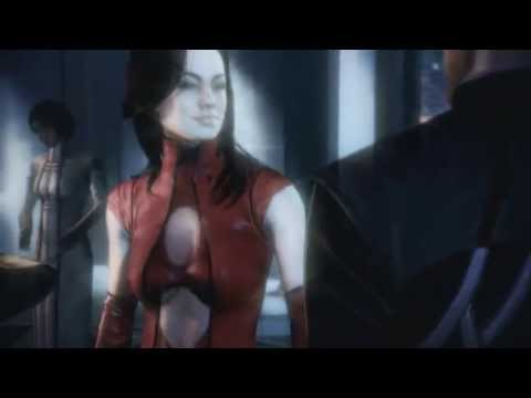 Commander Shepard and Miranda Lawson ~We belong~
