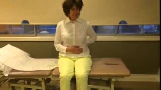 One Minute Morning Ritual for Back Pain by Sarah Key