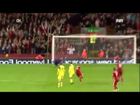 Lucas Leiva's amazing goal.
