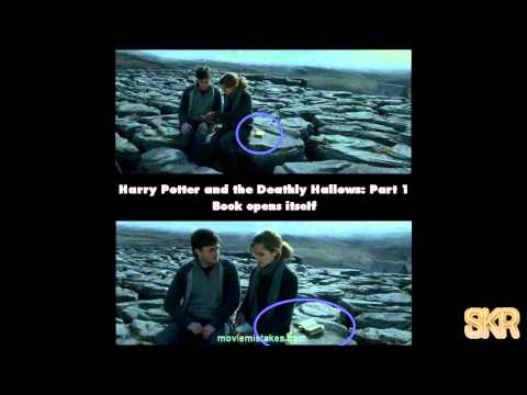 Movie Mistakes: Harry Potter and the Deathly Hallows: Part 1 (2010)