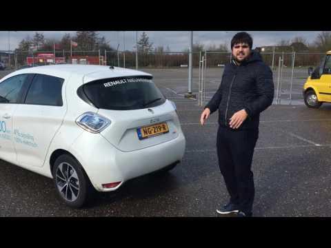 Тестируем Renault ZOE 2017