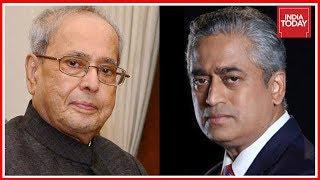 To The Point: Former President Pranab Mukherjee Exclusive Interview To Rajdeep Sardesai