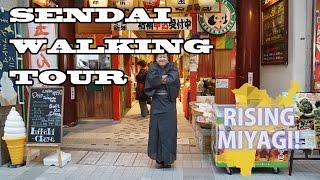 Rising Miyagi – Sendai Walking Tour