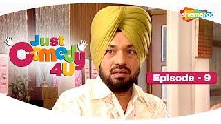 Just Comedy 4u | Punjabi Web Series | HD | Episode 9 | With Gurpreet Ghuggi  | New Punjabi Comedy