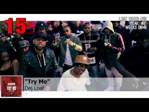 Top 25 - Us Itunes Hip-hop rap Charts | December 15, 2014 video