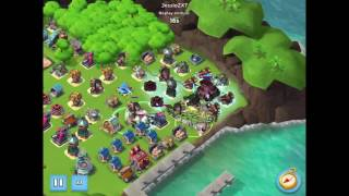Boom Beach — JessieZX7 and zookas VS bloke2008, 龙之, Forever love✨, 夜里挑灯看片and other china