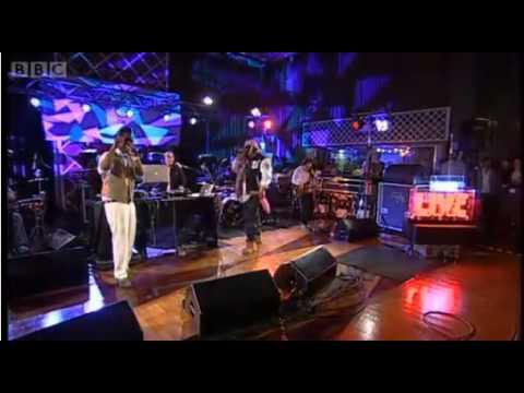 De La Soul First Serve Live Maida Vale BBC 6 Music 2012