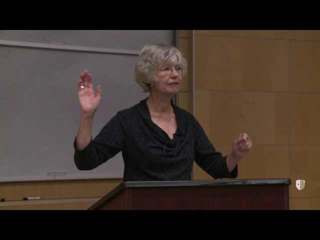 Provost Lecture - Alice Major: A Superposition of Brains
