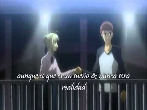 Kimi no to ashita (sub español) Fate stay night