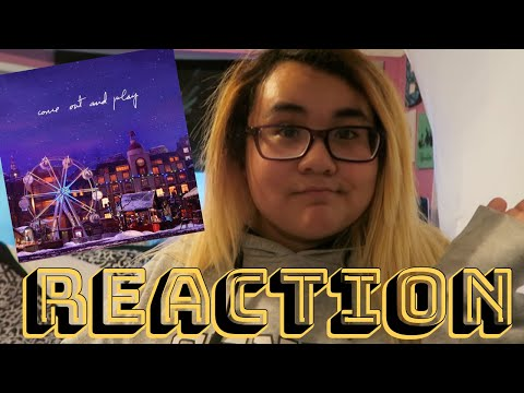 Come out and Play by Billie Eilish Reaction// Bonnie Capetillo MP3