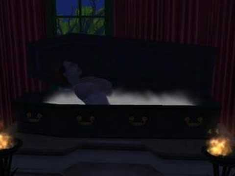The Sims 2 in Horror Hotel