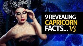 9 REVEALING CAPRICORN FACTS