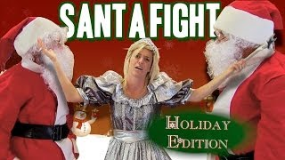 Santa Fight - Gagstravaganza Day 8
