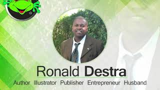 How Do You Help Your Children Find Their Purpose -- Author  Ronald Destra