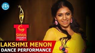 SIIMA 2014 || Lakshmi Menon Dance Performance Stills