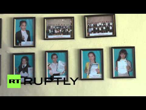 Ukraine: Donetsk gets ready for Sunday's referendum