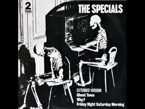 THE SPECIALS - GHOST TOWN (DUBSTEP MIX VERSION 1)