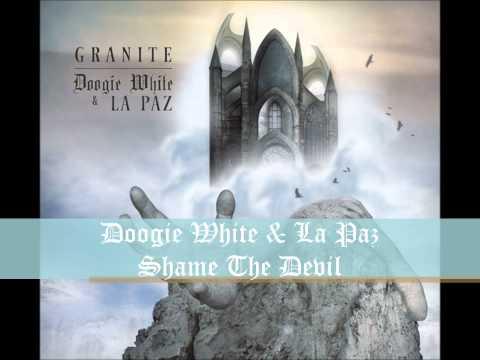 Doogie White & La Paz -- Shame the Devil