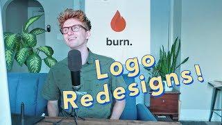 Redesigning Your logos! YGR 17