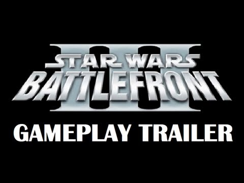 Star Wars: Battlefront 3 Official Gameplay Trailer (LEAKED Alpha Stage)