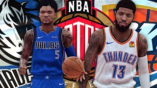 NBA 2K19 MyCareer - PG13 Made Me Rage & Foul Out! Westbrook & PG13 Combine For 86 In The Playoffs!