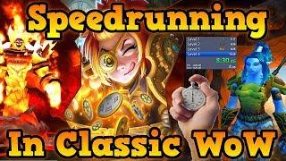 Speedrunning In Classic WoW