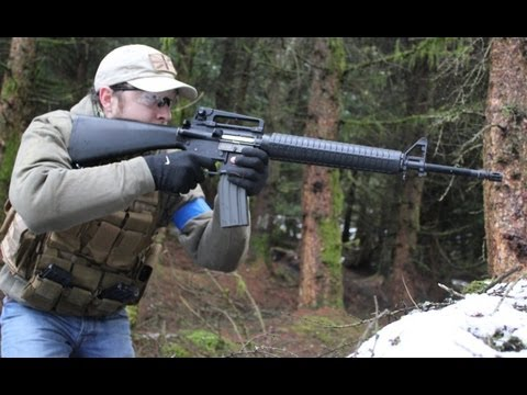 Airsoft War G36C. M4. UMP. Section8 Scotland HD