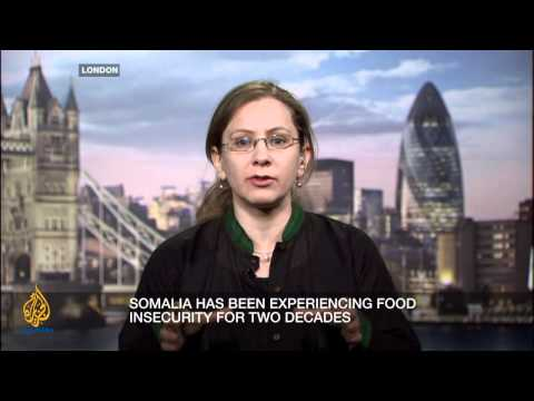 Inside Story - Behind East Africa's famine