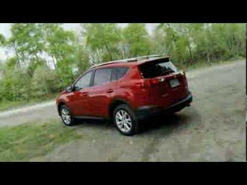 2014 Toyota RAV4 Video test drive