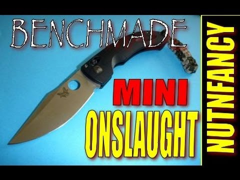 Benchmade Mini Onslaught:
