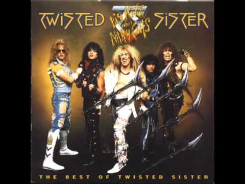 Twisted Sister - Bad Boys Of Rock N Roll