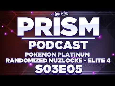 Prism Podcast S03e05 pokémon Platinum Randomized Nuzlocke, Pokémon League! video