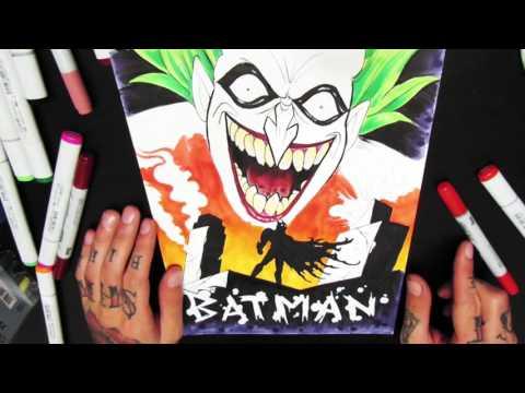 Romeo Lacoste Joker Speed Draw